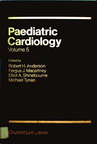 Paediatric Cardiology Volume 5