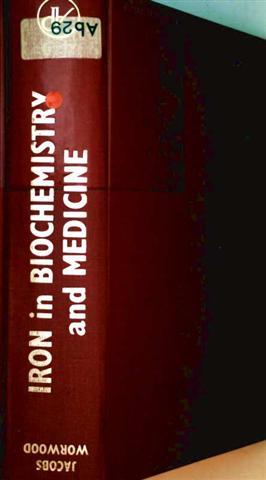 Iron in Biochemistry and Medicine