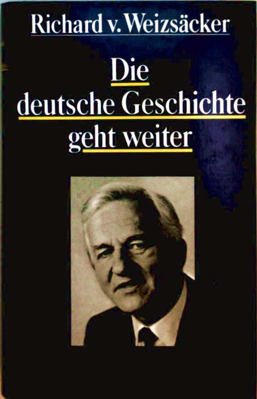Die deutsche Geschichte geht weiter