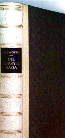 Die Forsyte Saga (mit Stammtafel im Anhang) - Roman