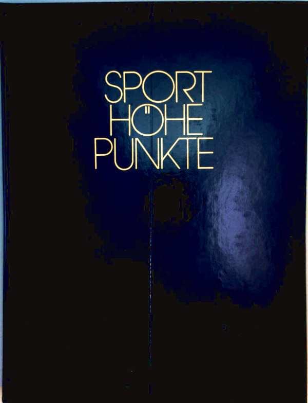 Sporthöhepunkte 1981
