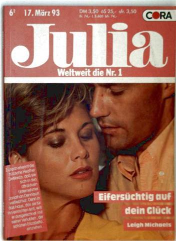 Julia, Weltweit die Nummer 1 Bd. 1023 - Eifersüchtig auf dein Glück