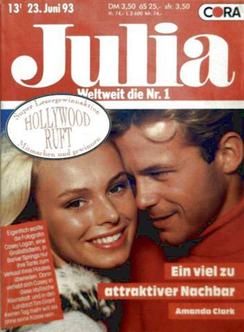 Julia, Weltweit die Nummer 1 Bd. 1036  - Ein viel zu attraktiver Nachbar