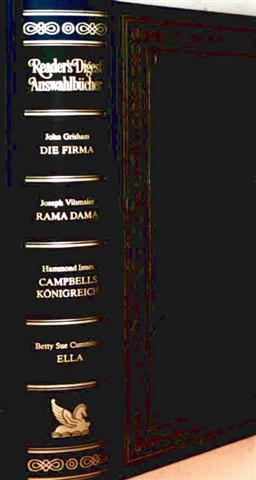 Die Firma, Rama Dama, Campbells Königreich, Ella