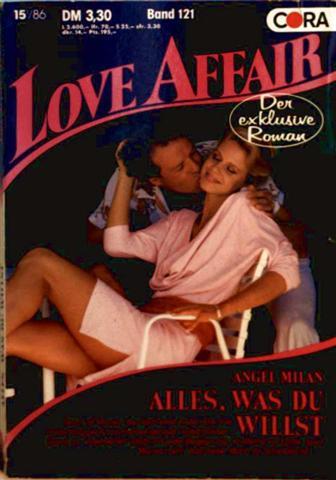 Love Affair, der exklusive Roman Nr. 121 - alles, was du willst