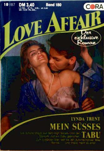 Love Affair, der exklusive Roman Nr. 180 - Mein süßes Tabu