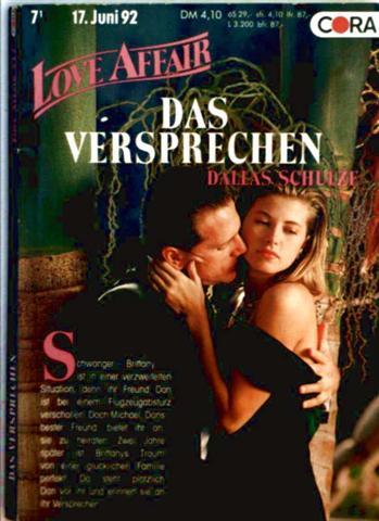 Love Affair, der exklusive Roman Nr. 317 - das Versprechen
