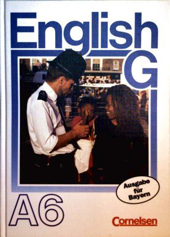 English G A6, Schülerbuch, Ausgabe für Bayern (Englisch)