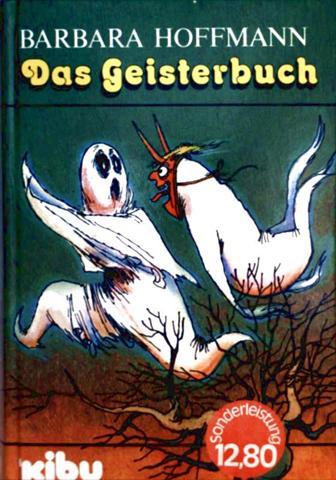 Das Geisterbuch - Geister- und Gespenstergeschichten aus aller Welt  [schwarzweiß illustriert]