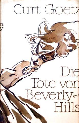 Die Tote von Beverlyhills [schwarzweiß illustriert]