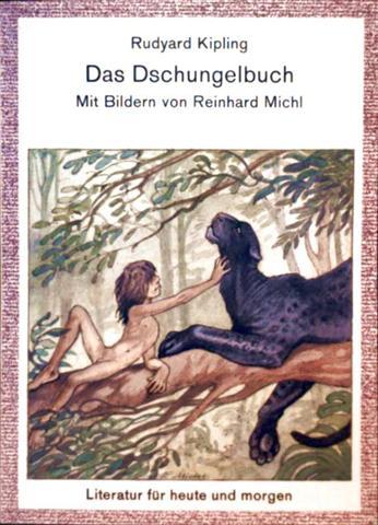 Das Dschungelbuch - Literatur für heute und morgen