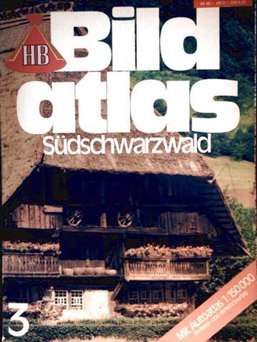 HB Bildatlas, 1977 Nr. 3 - Südschwarzwald