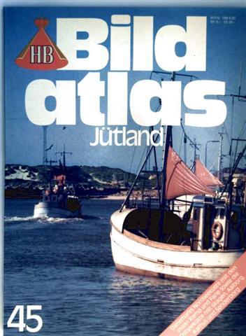 HB Bildatlas, 1984 Nr. 045 - Jütland