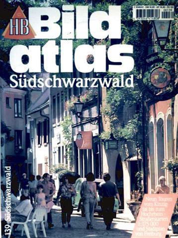 HB Bildatlas, 1994 Nr. 139 - Südschwarzwald