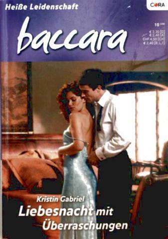 Baccara, Heiße Leidenschaft Nr. 1403 - Liebesnacht mit Überraschungen