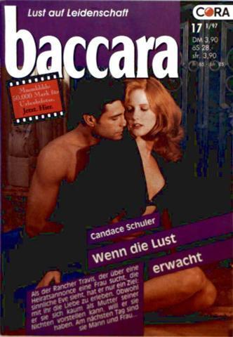 Baccara, Lust auf Leidenschaft Nr. 946 - wenn die Lust erwacht Candace Schuler: