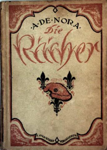 Die Rächer - Novelle aus der Revolutionszeit
