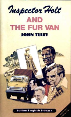 Inspector Holt and the Fur Van (Level 1 - vocabulary range: 300 words)