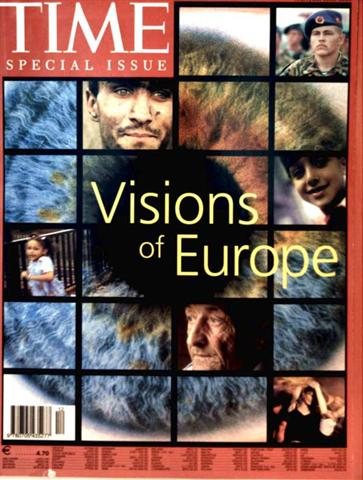 Time Special Issue - Visions of Europe