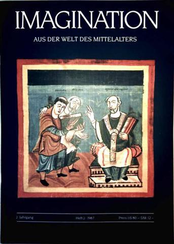 Imagination, zweiter Jahrgang 1987, Heft 2 - Aus der Welt des Mittelalters