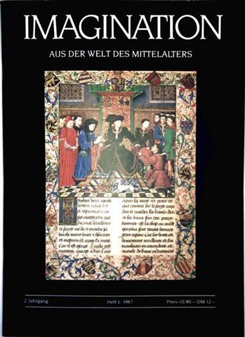 Imagination, zweiter Jahrgang 1987, Heft 3 - Aus der Welt des Mittelalters