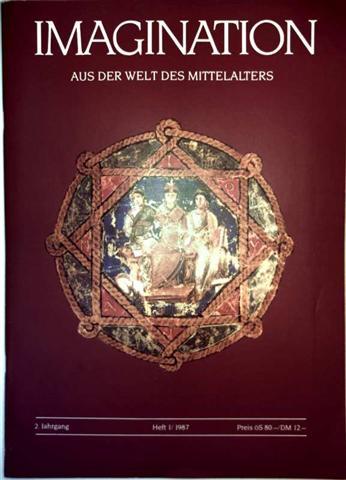 Imagination, zweiter Jahrgang 1987, Heft I - Aus der Welt des Mittelalters
