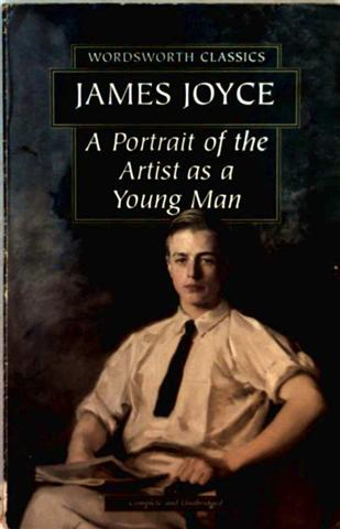 James Joyce: A Portrait of the Artist as a Young Man (Wordsworth Classics - Complete and Unabridged)