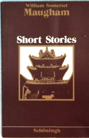 Short Stories: Preface, The Point of Honour, Masterson, Mirage, Princess September, Notes