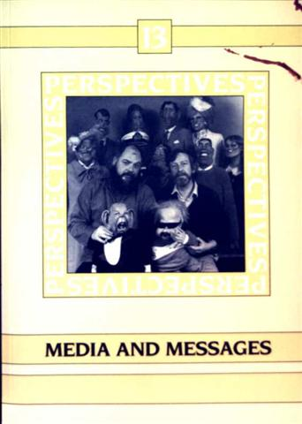 Perspectives - Bd. 13: Media And Messages