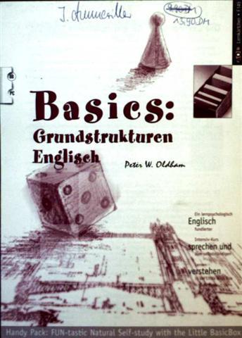 Basics, Grundstrukturen Englisch - Englisch sprechen und verstehen (AOL Lernkärtchen ohne BasicBox)