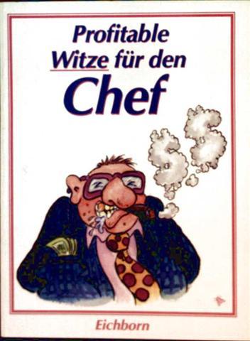 Profitabel Witze für den Chef (Schwarz-weiß illustriert)