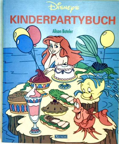 Disneys Kinderpartybuch