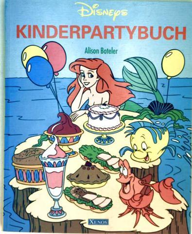 Disneys Kinderpartybuch