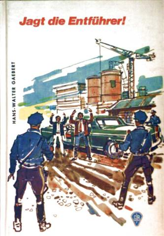 Jagt die Entführer - Reporter erzählen (Göttinger Jugendbücher - schwarz-weiß illustriert)