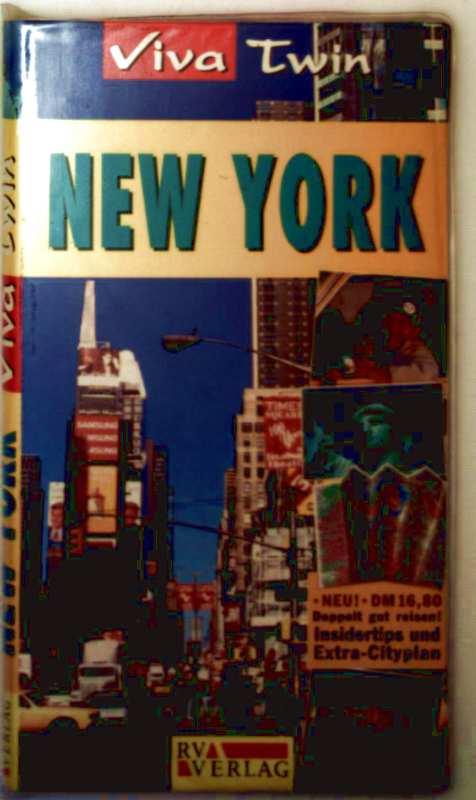 New York - doppelt gut Reisen, Insidertipps und Extra-Cityplan (Viva Twin)