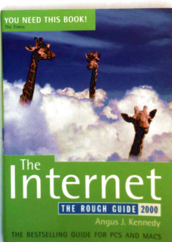 The Internet - The Rough Guide 2000
