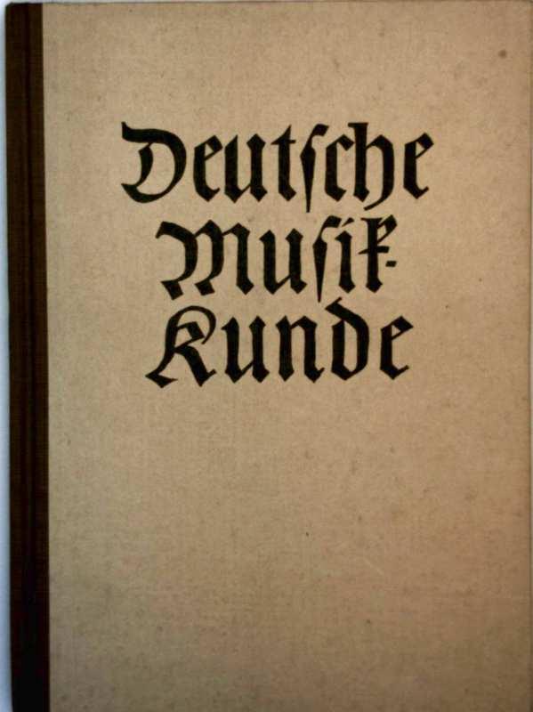 Deutsche Musikkunde