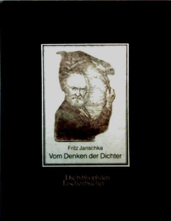 Die bibliophilen Taschentücher, Bd. 493: Vom Denker der Dichter