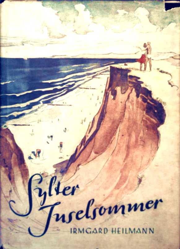 Sylter Inselsommer - Eine Reise an die Nordsee (mit farbigen Zeichnungen)