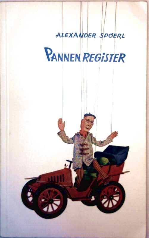 Pannenregister (mit Schwarzweiß-Cartoons illustriert)
