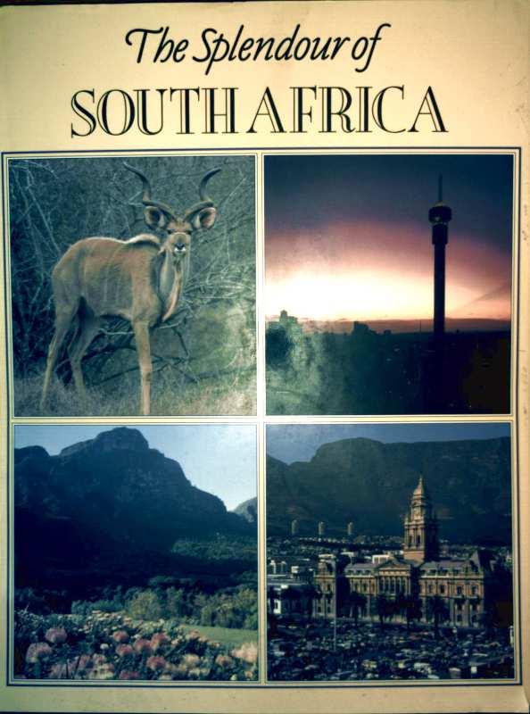 The Splendour of Soth Africa (Bildband in englischer Sprache)