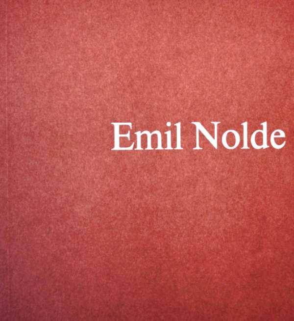 Emil Nolde (Farbig illustrierte Werbeschrift der Firma Nattermann)