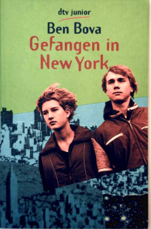 Gefangen in New York (dtv Junior Nr. 7817)