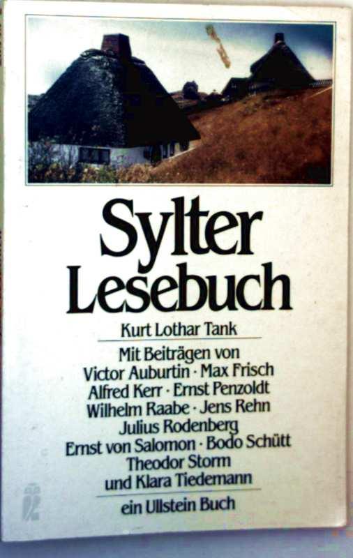 Kurt Tank (Hrg.): Sylter Lesebuch