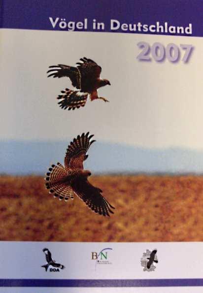 Vögel in Deutschland 2007