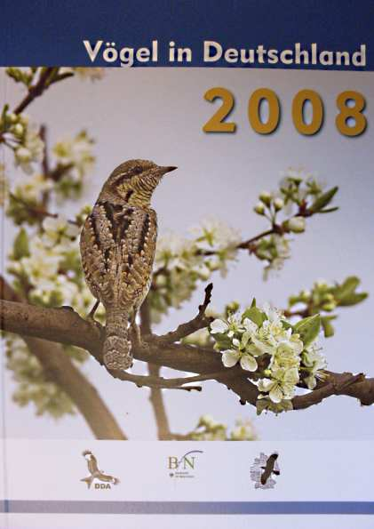 Vögel in Deutschland 2008