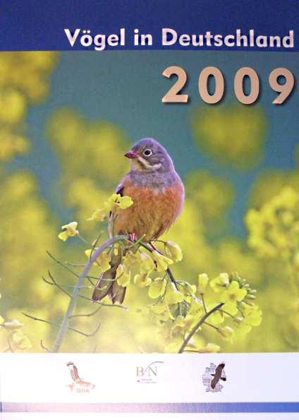 Vögel in Deutschland 2009
