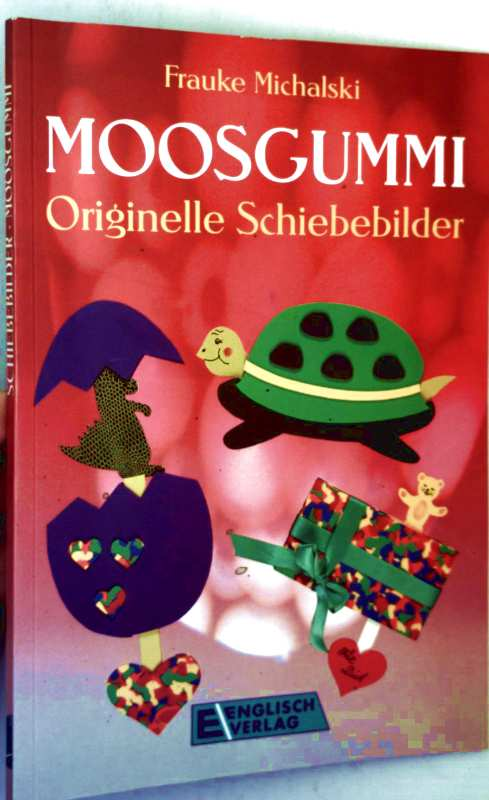 Moosgummi originelle Schiebebilder