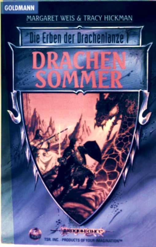 Die Erben der Drachenlanze Bd. 01 - Drachensommer