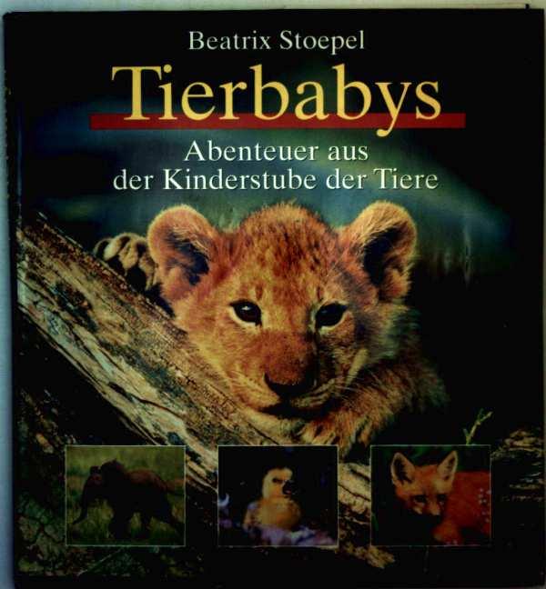 Tierbabys - Abenteuer aus der Kinderstube der Tiere